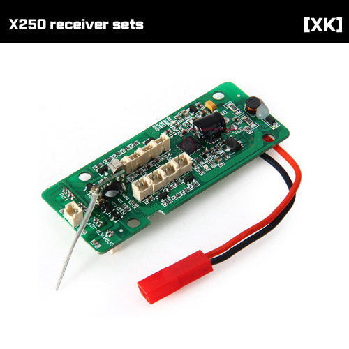 [XK] X250 receiver sets [X250-007]