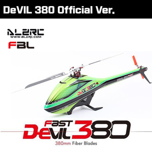 [ALZRC] DeVIL380  Official Version. Combo Pack