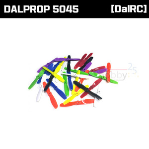 [DalRC] 한대분 DALPROP 5045V2 Bullnose Props for FPV Racing / 랜덤색상