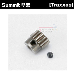 [Summit 부품] AX5640 Gear 14-T pinion (0.8 metric pitch compatible with 32-pitch) (fits 5mm shaft)/ set screw
