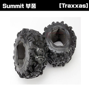 "[Summit 부품] AX5670 Tires Canyon AT 3.8"" (2)/ foam inserts (2)"