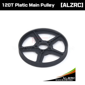[ALZRC] 120T Platic Main Pulley [D380F30]