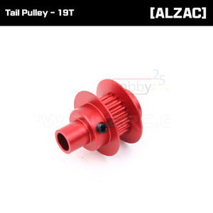[ALZRC] Devil 380 FAST Tail Pulley - 19T [D380F40-19T]