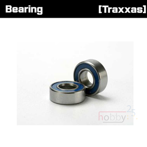 [Traxxas] AX5116 Ball bearings blue rubber sealed (5x11x4mm)