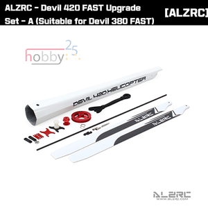 ALZRC - Devil 420 FAST Upgrade Set - A (Suitable for Devil 380 FAST) [D420UP-A]