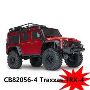 [Traxxas] TRX-4 Scale and Trail Crawler  [CB82056-4]