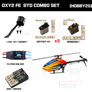 [OXY2] OXY2 - FACTORY EDITION STD COMBO SET