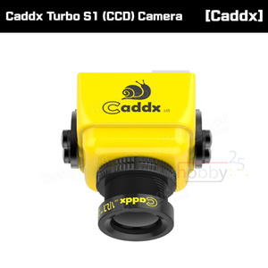 Caddx Turbo S1 (CCD) 2.3mm Camera [S1-2.3mm]