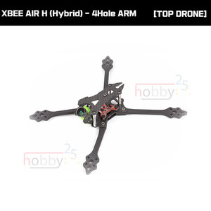 [Top Drone] XBEE AIR H (Hybrid) - 4Hole ARM [AIR-H]