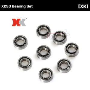 [XK] X250 Bearing Set [X250-004]