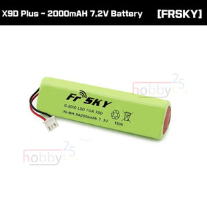 [FRSKY] TARANIS X9D Plus - 2000mAH 7.2V Battery [01180202]