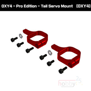 OXY4 Pro Edition - Tail Servo Mount [OSP-1078]