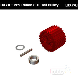 OXY4 Pro Edition 23T Tail Pulley [OSP-1081]