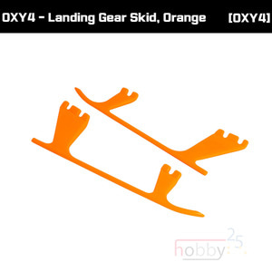 OXY4 Landing Gear Skid, Orange [OSP-1109]
