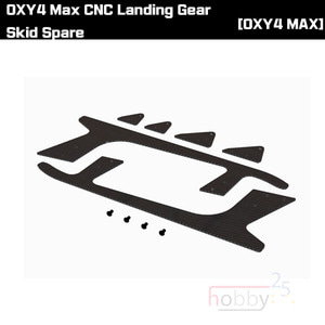 OXY4 Max CNC Landing Gear Skid Spare [OSP-1194]