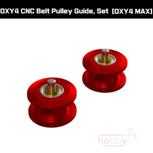 OXY4 CNC Belt Pulley Guide, Set [OSP-1174]