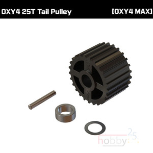 OXY4 25T Tail Pulley [OSP-1154]