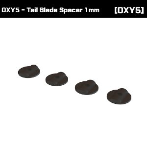 OXY5 - Tail Blade Spacer 1mm [OSP-1343]