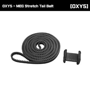 OSP-1374 OXY5 - MEG Stretch Tail Belt