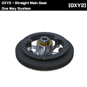 OSP-1376 OXY2 - Straight Main Gear One Way System