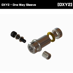 OSP-1382 OXY2 - One Way Sleeve