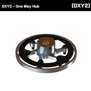 OSP-1383 OXY2 - One Way Hub
