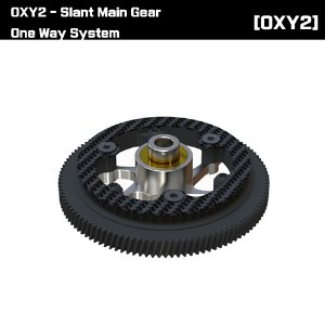 OSP-1381 OXY2 - Slant Main Gear One Way System