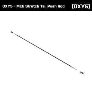 OSP-1375 OXY5 - MEG Stretch Tail Push Rod