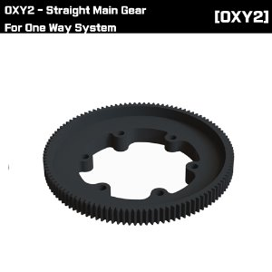 OSP-1385 OXY2 - Straight Main Gear For One Way System