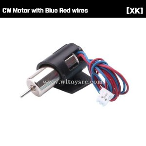 [XK] CW Motor for A100 (1pcs) [A100-006]