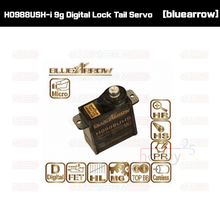 H0988USH-i 9g Digital Lock Tail Servo (Metal Gear, 760us / 1520us 선택)  [988USH]